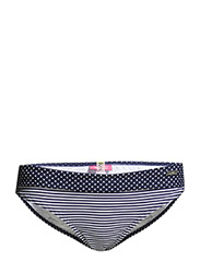 Bikinipants - navy-stripe