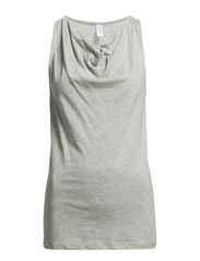 ARGON NT TANK TOP - Light Grey Melange