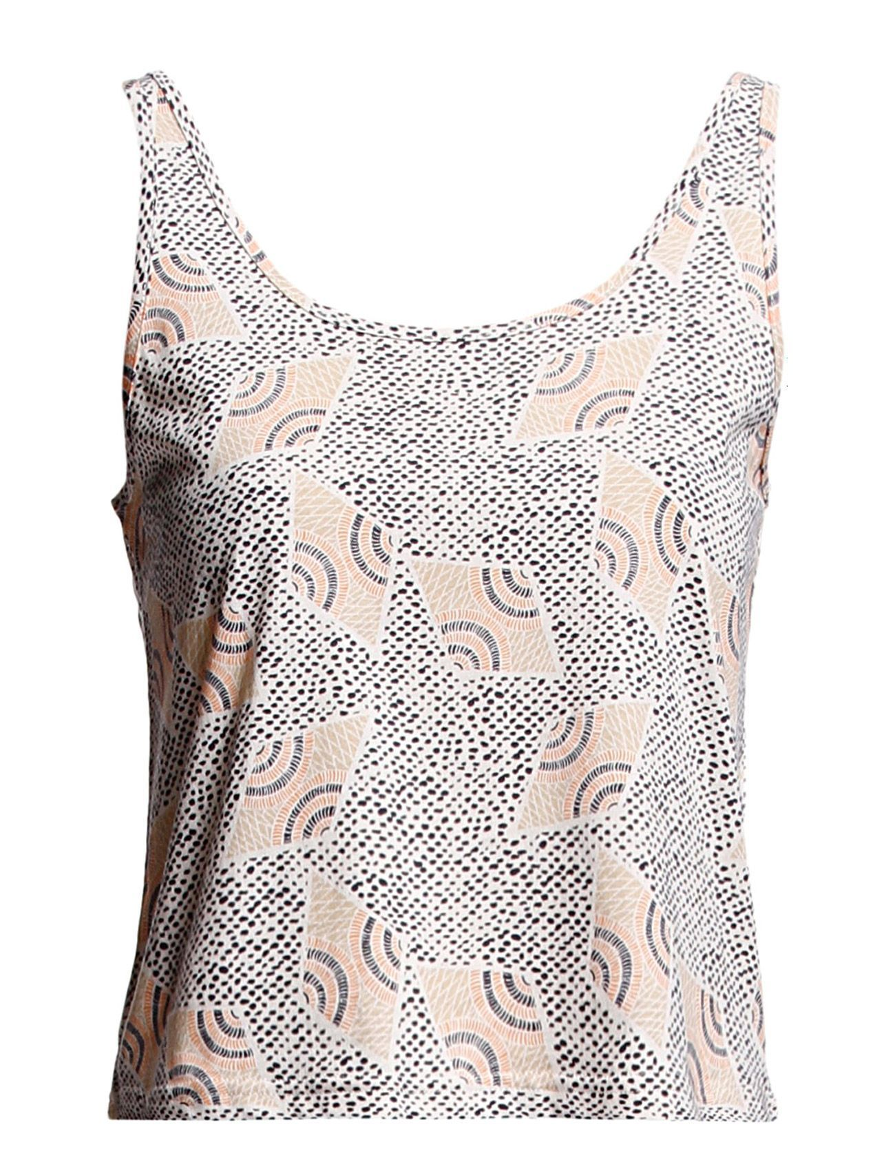 Vero Moda CACAN CROPED TANK TOP MIX