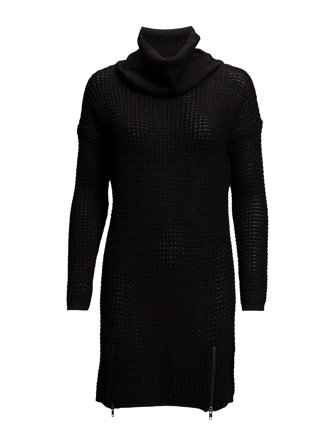 Vmrylie Baize Ls Long Rollneck Dnm A Vero Moda Korte kjoler