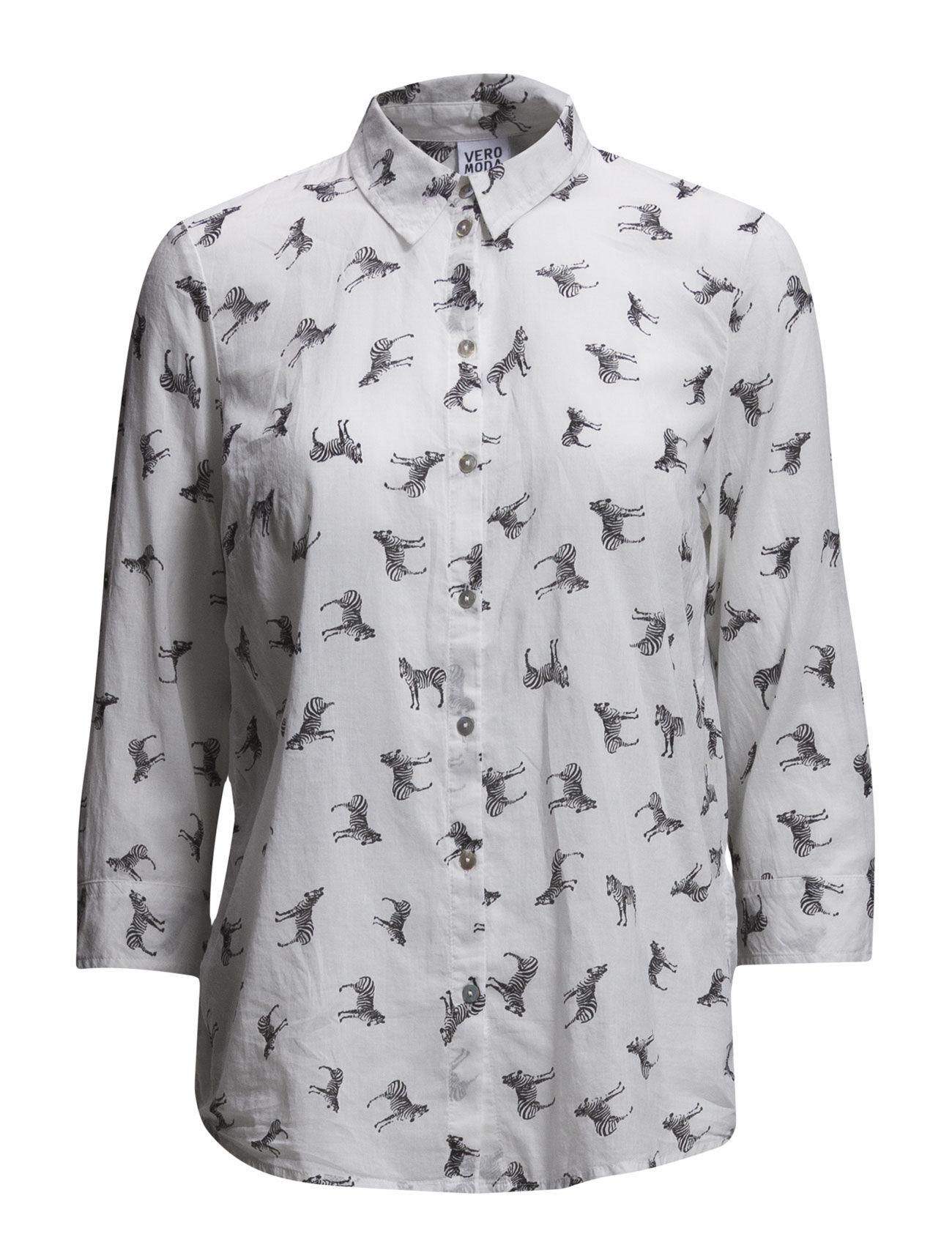 Vmzebra 3/4 Shirt – Nfs