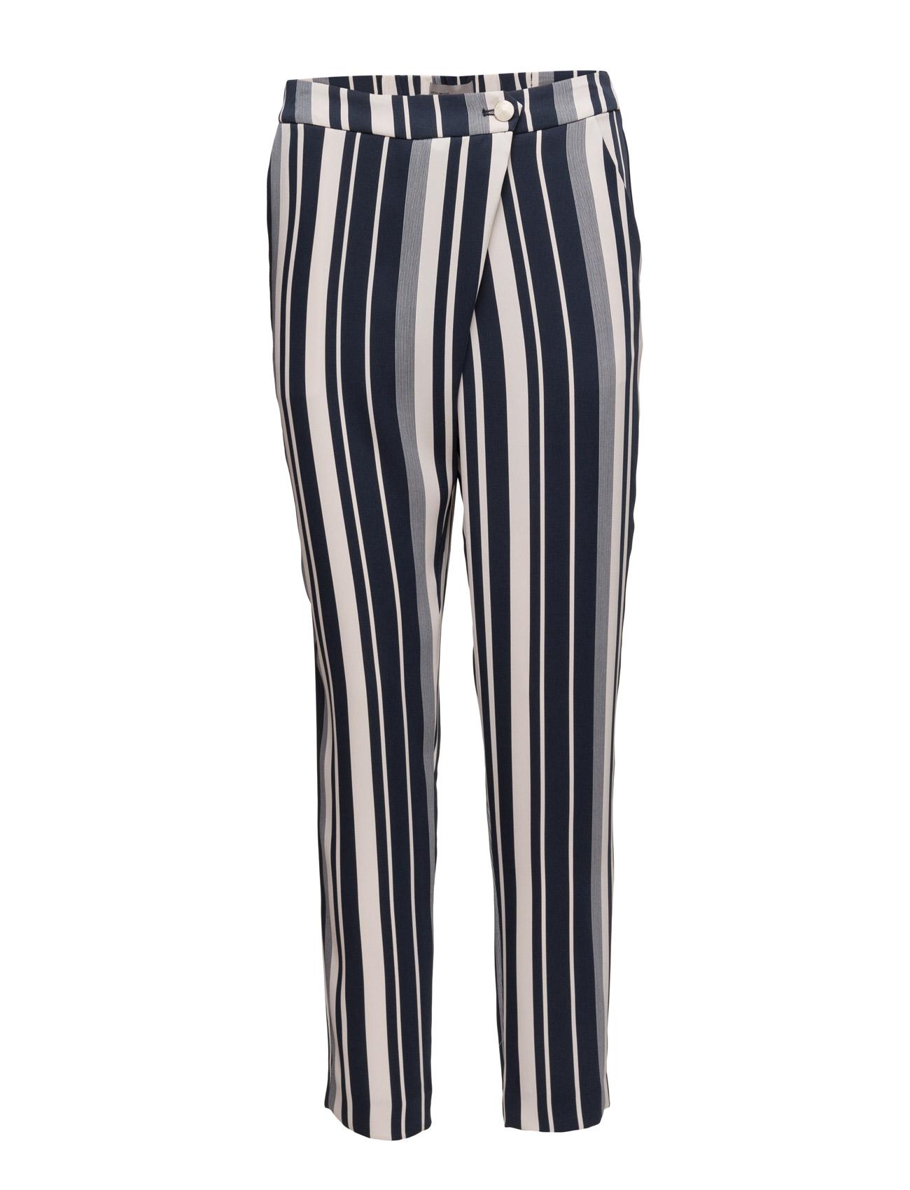 Vmviolet Ankle  Pants Vero Moda Bukser til Kvinder i Sne hvid