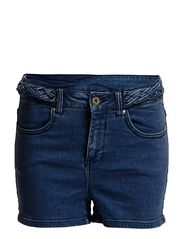 Vero Moda BRAID HW DEN SHORTS-M BLUE WALL 12-13 AC