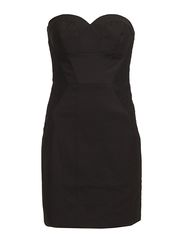 COLEEN TUBE DRESS - EXP - BLACK