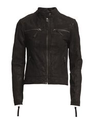 Vero Moda ELVIRA SHORT LEATHER JACKET KM