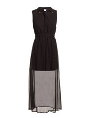 Vero Moda NEW JENNA S/L ANCLE DRESS  - NFS*