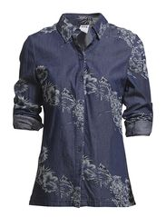 Vero Moda TIPI LS DENIM SHIRT