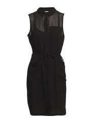 Vero Moda TIMMER SL ABOVE KNEE DRESS KM