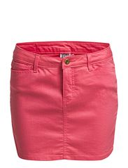 Vero Moda WONDER NW COLOR DENIM MINI SKIRT