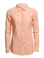 Vero Moda FIONA LS DENIM CP SHIRT- MIX PC3