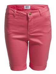 WONDER NW COLOR FOLD LONG SHORTS - PINK LEMONADE