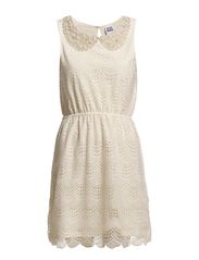 Vero Moda PEARL LACE S/L DRESS - NFS
