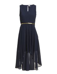 Vero Moda KAMMI S/L HILO DRESS - BBB