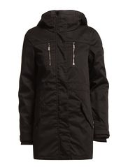 SERENA 3/4 JACKET - 2013 - Black