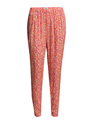 EASY NW LOOSE PANT PC8-14 - Raspberry Rose