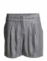 ZAFIRA NW SHORTS - Black Iris
