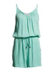 ANOTHER FRIDAY PLAYSUIT - Lucite Green