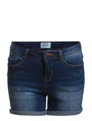 BRIX LW SHORTS - GU025 - PC7-14 - Medium Blue Denim