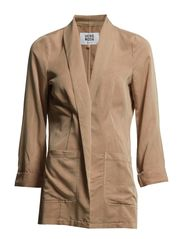 HONEY HEKLA 3/4 LOOSE BLAZER - Sandstorm