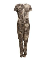 ANIMAL FAITH JUMPSUIT - NFS - Whitecap Gray