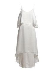 BENEDICTE SINGLET SHORT DRESS - Snow White