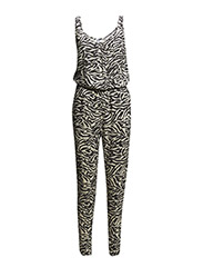 EASY SL JUMPSUIT - Asphalt