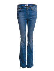 BAY NW BOOTCUT JEANS - BA238 IM - Medium Blue Denim