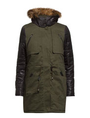 ELECTRIC 3/4 PARKA -WHS - Forest Night