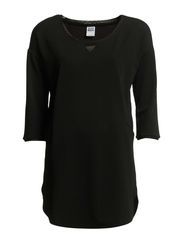 WP - BASE 3/4 TUNIC 3 - Black