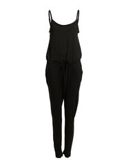 ARROW S/L JUMPSUIT IT - Black