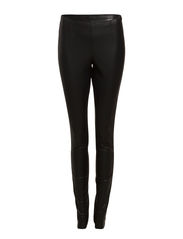 DENISE BUTTER NW PU PANT IM NOOS - Black