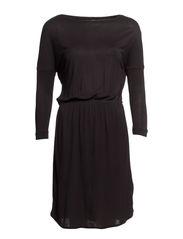 MUSE 3/4 SHORT DRESS IT - Black
