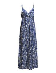 EASY SL MAXI CROSS DRESS - Palace Blue