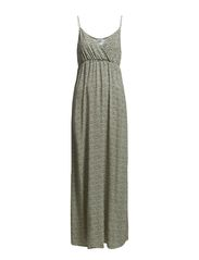 EASY SL MAXI CROSS DRESS - White Asparagus