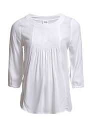 STORM 3/4 TOP- NFS - Bright White