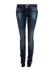 STRONG LW SKINNY JEANS DARK BLUE - NOOS - Dark Blue Denim