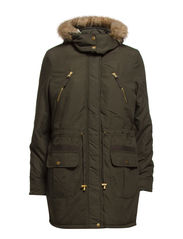 LEADER 3/4 PARKA PC15-14 - Peat
