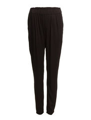 LIL NW LOOSE STILETTO PANTS - Black