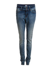 MAX ANA LW ANTI FIT JEANS - RE681 - Light Blue Denim