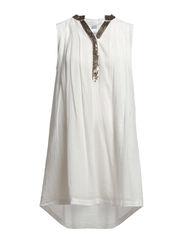 VENKE S/L SHORT DRESS - NFS - Snow White