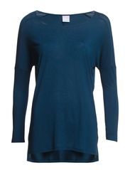 IRENA 3/4 TOP GA IT - Majolica Blue