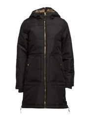 KIMBERLY 3/4 JACKET LCS - Black
