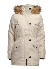 EXPEDITION 3/4 PARKA - Oatmeal