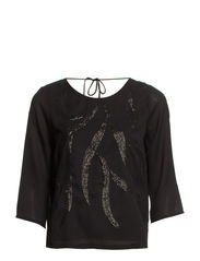 MAGNET 34 TOP - Black