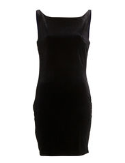 REMUS SL MINI DRESS - Black
