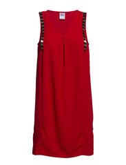 VMMYTO SL SHORT DRESS - Jester Red