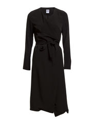 HELLE TRENCHCOAT LCS - Black