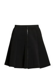 VMAIMY NW SHORT SKATER SKIRT BLUE - Black