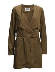 VMICON 3/4 TRENCHCOAT - Rubber