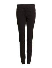 SWEET NW SLIM STILETTO PANTS - Black